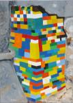 Le mur de l' allégresse.  khéops-en-légos-107x150