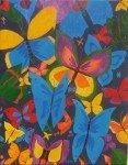 envolée de papillons dans mon jardin secret... eventail-colore-117x150